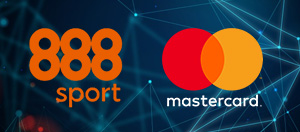 MasterCard and 888 Sport logo