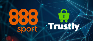 Trustly and 888Sport logo