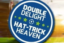 Betfred Double Delight Hatrick Heaven