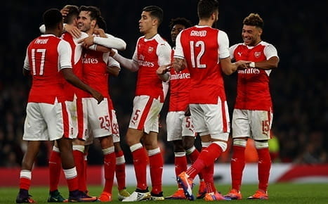 Arsenal are the joint first most succesful team in FA Cup history - They have 12 titles to their name