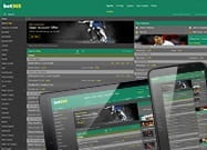 The bet365 on various devices