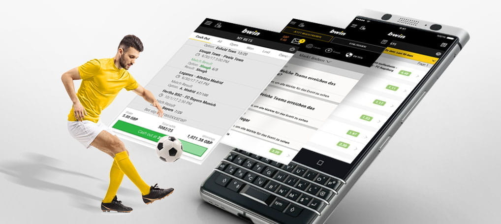 Football betting apps for blackberry aiding and abetting a criminal offence
