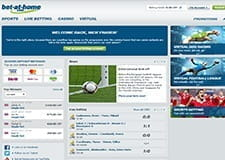 bet-at-home desktop home page