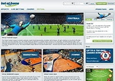 bet-at-home virtual sports selection