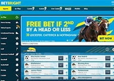 BetBright home page thumb