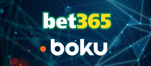 Boku and bet365 logo