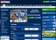 The Homepage - An Overview Of All The Different Aspects Of The Betting Site