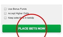 How to place a bet at BetVictor