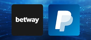 Betway and PayPal logos