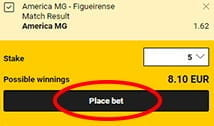 place a bet at bwin