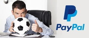 Deposit with Paypal at your favourite sportsbook