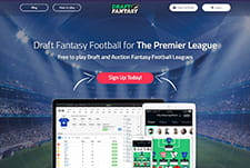 Draft Fantasy Football Homepage