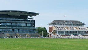 Grand National main stand