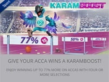 The Karamba acca boost