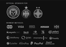 the deposit options and sponsorships