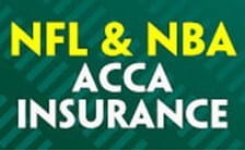 NBA accumulator insurance