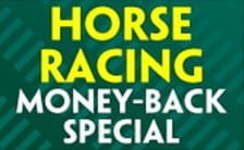 Guaranteed prices on UK & Irish horse-racing