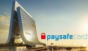 The headquarters building of paysafecard