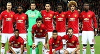 A team picture of Man Utd