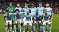 A team picture of Man City