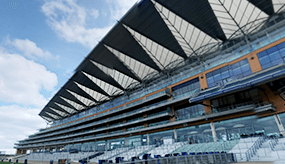 Royal Ascot main stand