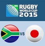 Japan vs South Africa 2015 Rugby World Cup