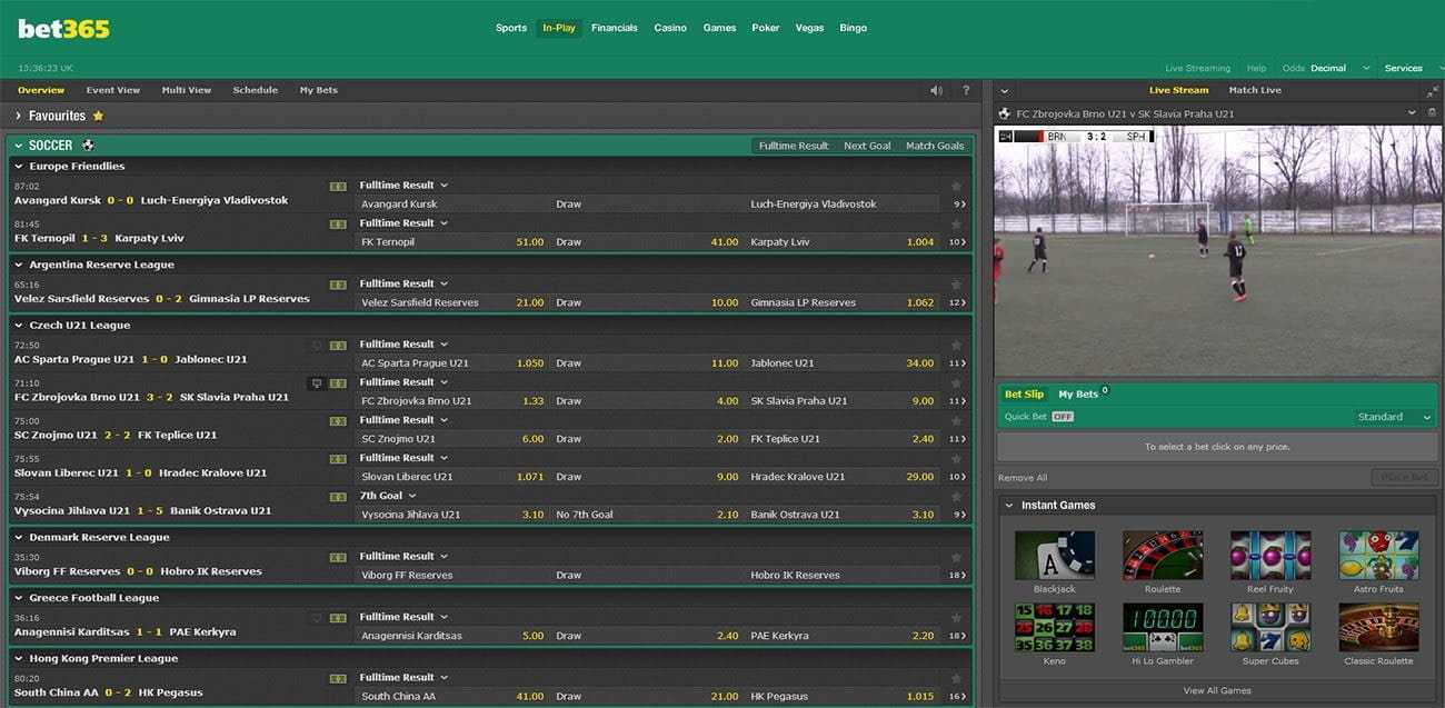 bet365 Review - The Bookie with the Biggest Bet Selection