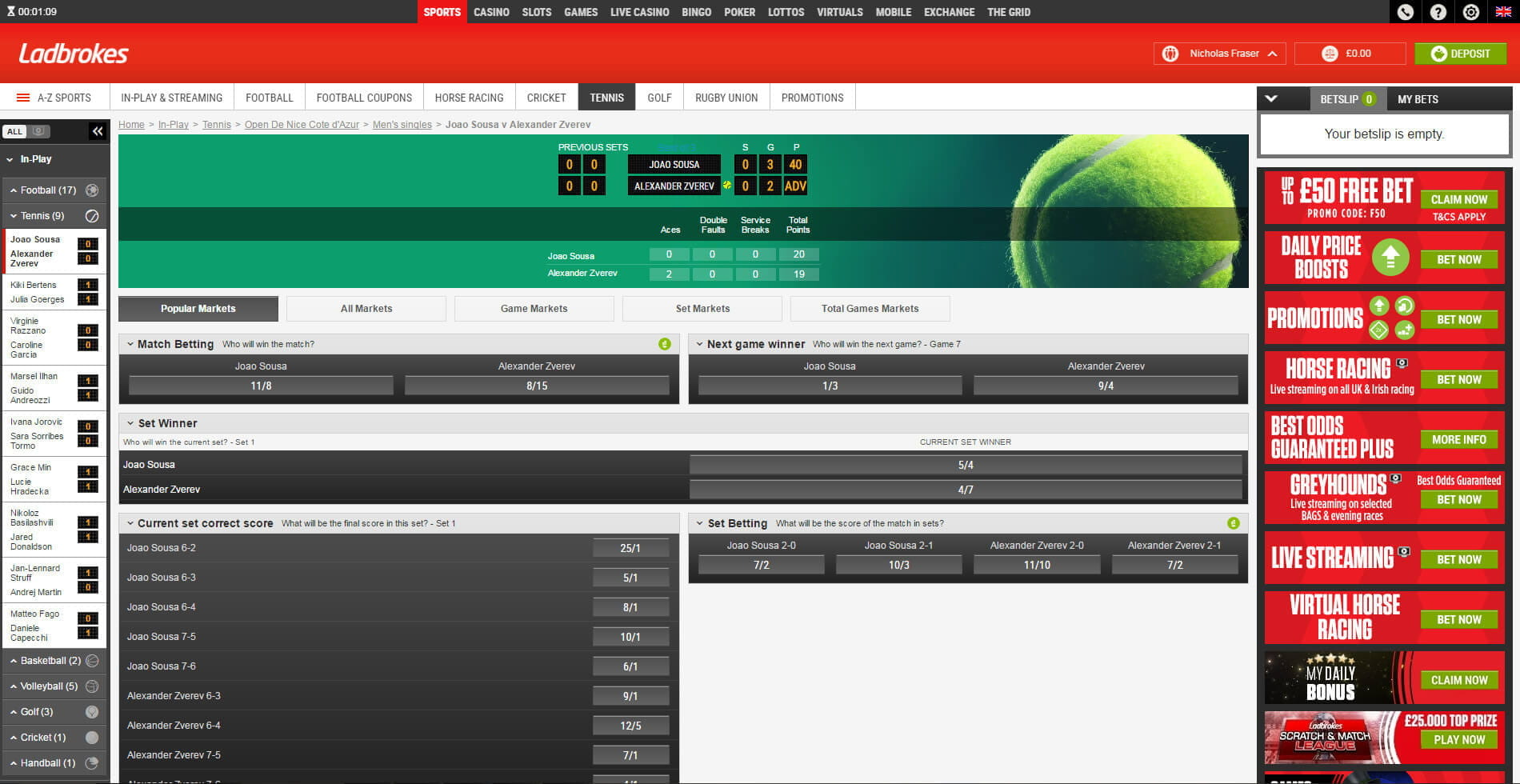 Longest possible odds gambling casino jobs worldwide