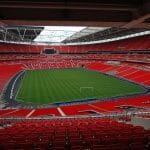 Wembley stadium will be home for Tottenham this season