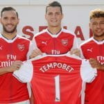 Arsenal have a betting partnership with Tempobet