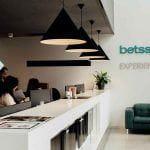 The Betsson group lobby