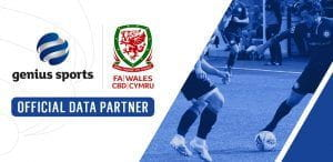 Genius Sports and the Football Association of Wales