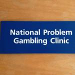 National Problem Gambling Clinic badge