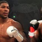 Anthony Joshua will now face Carlos Takam