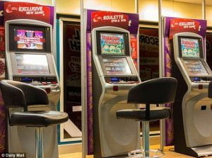 Fixed-odds betting terminals at Ladbrokes
