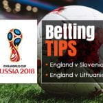 Preview and betting tips for England's World Cup qualifiers