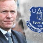 Ronald Koeman has been sacked from Everton