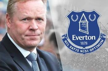 Ronald Koeman has been sacked from Everton