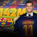 Philippe Coutinho is now a Barcelona player
