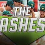 Australia win the Ashes