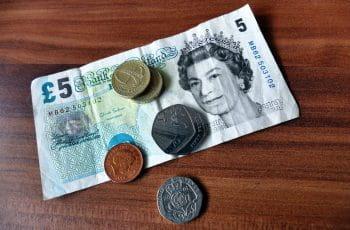 English pounds