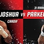 Joshua & Parker to fight