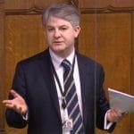 Philip Davies in Parliament