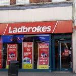 Ladbrokes retail shop