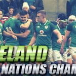 Ireland Six Nations champs