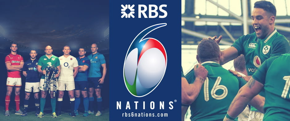 Ireland winning Six Nations