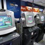 fixed-odds betting terminals in a shop