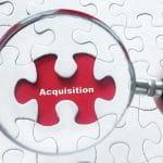 Acquisition puzzle piece