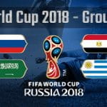 World Cup 2018 Russia Preview of Group A