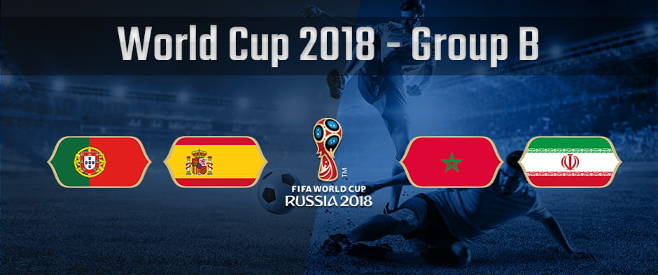 World Cup 2018 Group B Preview